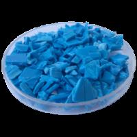 PP FLAKE BLUE