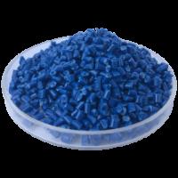 HIPS BLUE RESIN